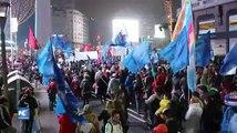 Cacerolazos argentinos contra los tarifazos de Macri