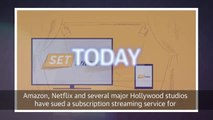 Streaming giants and Hollywood sue subscription service over piracy | Engadget Today