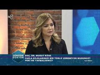Obezite nedenleri ve obezite tedavisi | Doç. Dr. Murat KÖSE