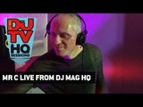 Mr C's techno and acid house set from DJ Mag HQ