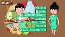 5 Faits Surprenants Sur Les Nouvelles Mamans Que tu Devrais Connaître