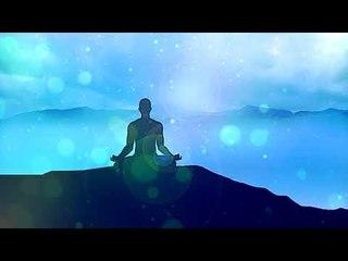 Friedliche Morgen entspannende Musik, Morgenmeditation und innere Friedensmusik, Harfenmusik