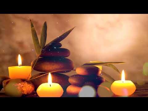 """1 HOUR Entspannende Musik """"Abend Meditation"""" Hintergrund Tunes für Yoga, Massage, Spa, Meditation"""
