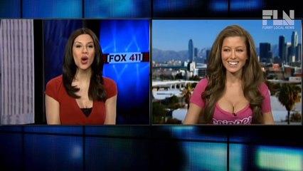 Les ratés des journalistes sexy à la TV
