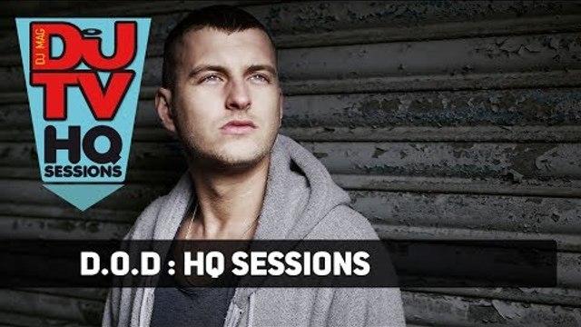 D.O.D Live EDM 60 Minute set from DJ Mag HQ