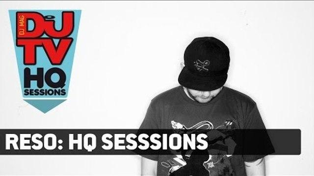 Reso: 60 Minute D&B set from DJ Mag HQ
