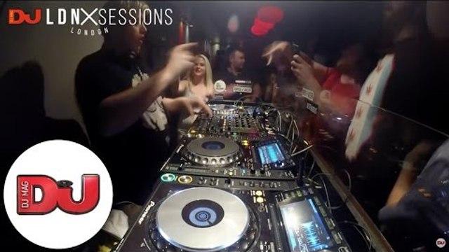 Flux Pavilion & Diskord DJ Set at DJ Mag LDN Sessions