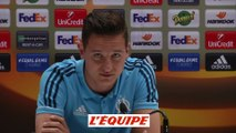 Thauvin «Rendre fiers le club et les Marseillais» - Foot - C3 - OM