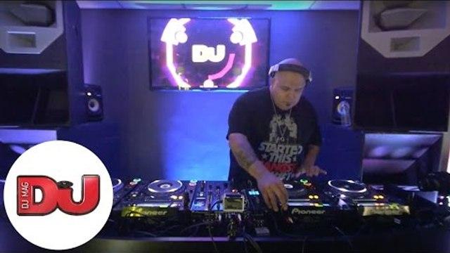 DJ Sneak classic house DJ set from DJ Mag HQ