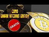 Tecnica para ganhar bitcoins MAIS BONUS como minerar bitcoins gratis - bitcoins sem investimento!