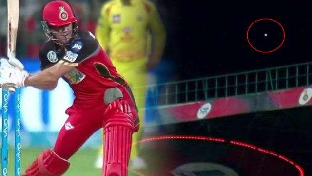 IPL 2018, CSK vs RCB: AB De Villiers hits longest six of IPL against Chennai Super Kings | वनइंडिया