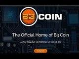 Moeda Virtual B3Coin - Melhor Retorno PoS 27.5% ao DIA - Compensa Investir B3Coin ou Não?