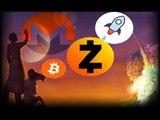 Análise Semanal - Notícias Mercado Criptomoedas - Possibilidades Bitcoin, Monero, Dash, Ripple e +