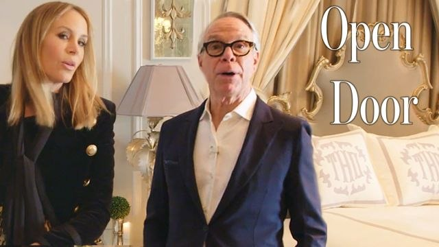 Inside Tommy Hilfiger's $50 Million Penthouse in the Plaza Hotel