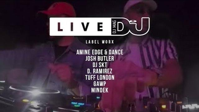 DJ Mag Live Presents 10 Years of Label Worx w/ Amine Edge & Dance, Josh Butler & More (DJ Sets)