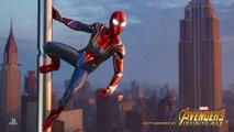 Spider-Man - Tenue Iron Spider (bonus de précommande)