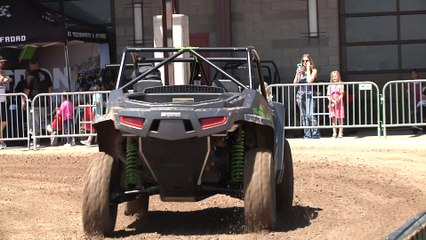 Textron Ride N Drive at the Scottsdale Off-Road Expo 2018