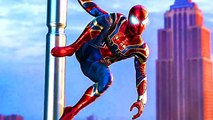 SPIDER-MAN : Iron Spider Suit Bande Annonce