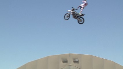 FMX at the Scottsdale Off-Road Expo 2018
