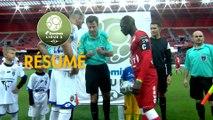 Valenciennes FC - FC Sochaux-Montbéliard (2-2)  - Résumé - (VAFC-FCSM) / 2017-18