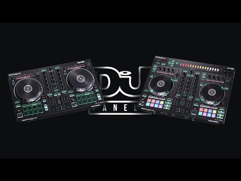 Roland DJ-202 & DJ-505, Live from Berlin / DJ Mag Panels