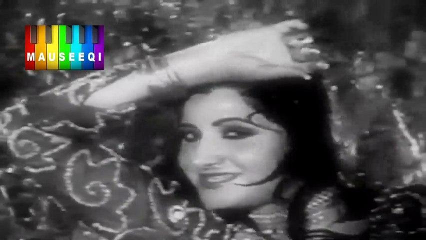 Original - Kin Min Laai Kalay Badlaan - Noor Jehan - Hazeen Qadri - Wajahat Attre - Film Ranga Daku (1978)