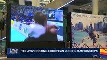 THE RUNDOWN | Tel Aviv hosting European Judo Championships | Wednesday, April 25th 2018