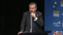 AK Parti Fatih Gençlik Kolları 5. Olağan Kongresi - Gençlik ve Spor Bakanı Bak (2)