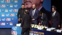 AK Parti Fatih Gençlik Kolları 5. Olağan Kongresi  - Gençlik ve Spor Bakanı Bak (1) - İSTANBUL