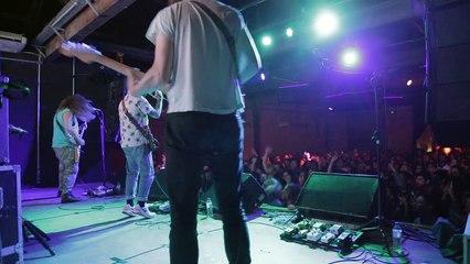 WAVVES goes on stage - São Paulo, Brazil