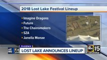 Top stories: robbery suspect bites victim's ear; teachers protest for education funding; Lost Lake Festival line-up announced