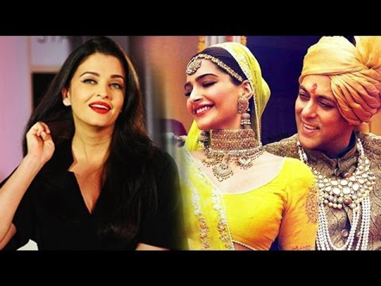 Did Aishwarya Rai DANCE On Prem Ratan Dhan Payo Track On Her Birthday?