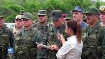 Maniobras militares para la defensa en Venezuela