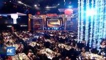 Premios del Sindicato de Actores visita teatro chino