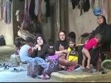 Más de mil 300 refugiados sirios viven en estacionamiento subterráneo en Líbano