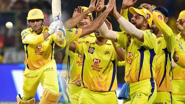 IPL 2018 CSK vs RCB : Chennai Super Kings move to the top of IPL points table | वनइंडिया हिंदी