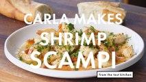 Carla Makes BA's Best Shrimp Scampi   From the Test Kitchen   Bon Appétit