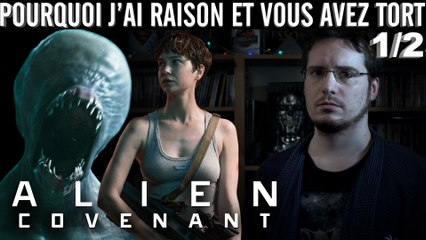 PJREVAT - Alien Covenant - Partie 1