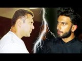 Angry Ranveer Singh REFUSED To Comment On Salman's Killing Statement | Bollywood News