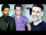 Akshay Kumar To BEAT Salman Khan, Shahrukh Khan In Box Office