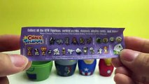 The Avengers Stacking Cups Nesting Surprise Disney Captain America, Hulk, Iron Man - Kids Toy