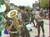 92ème R.I. défilé du 14 juillet 1999 Clermont Ferrand
