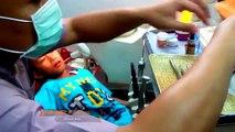 Copot Cabut Gigi Di Dokter Gigi Anak - Sakit Gigi Berlubang - Merawat Gigi Agar Sehat - Tori Airin