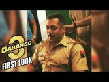 DABANGG 3 FIRST LOOK | Salman Khan Back As Chulbul Pandey