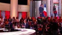 """Quotidien : Emmanuel Macron """"président des très riches"""" ? François Hollande le tacle (Vidéo)"""