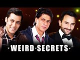 Weird Secrets Of Bollywood Celebs EXPOSED!
