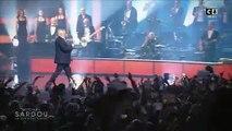 Au bord des larmes, Michel Sardou a fait ses adieux définitifs à la scène hier soir pour son dernier concert sur C8