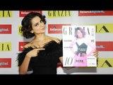 Kangana Ranaut At Grazia Magazine Cover Launch