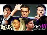 SRK & Karan Johar TO REPLACE Mahira & Fawad, Salman SUPPORTS Shahrukh's RAEES | Bollywood News