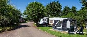 Camping Caen - Sandaya La Côte de Nacre in Saint Aubin Sur Mer - Calvados - Normandie